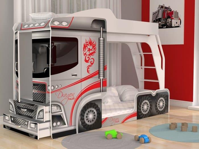 Etagenbett Cars : Etagenbett mega truck online kaufen in der kinderspielewelt