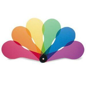 Farbfächer Primaerfarben