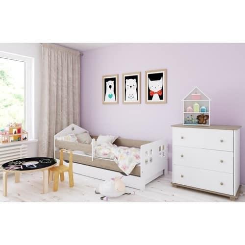 Haus Bett buche