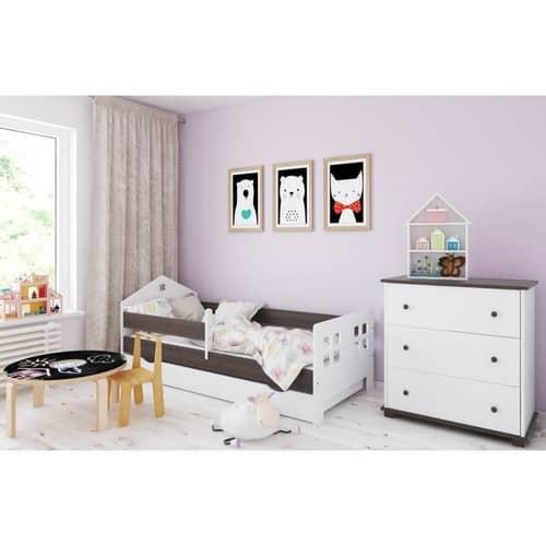 haus bett komplett online kaufen in der. Black Bedroom Furniture Sets. Home Design Ideas