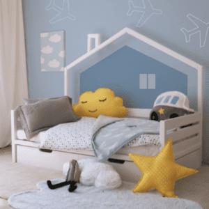 Hausbett Dream Weiss