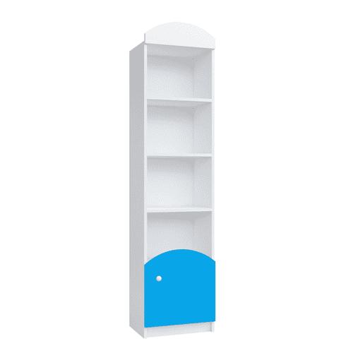 Kinder Bücherregal Classic Blau