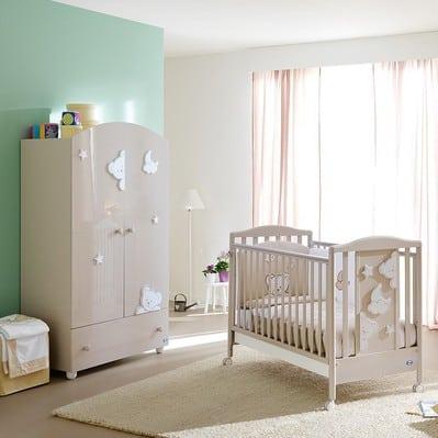 kinder kleiderschrank georgia online in der. Black Bedroom Furniture Sets. Home Design Ideas