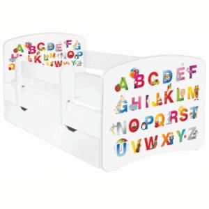 Kinderbett ABC