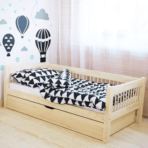 Kinderbett Basic Plus