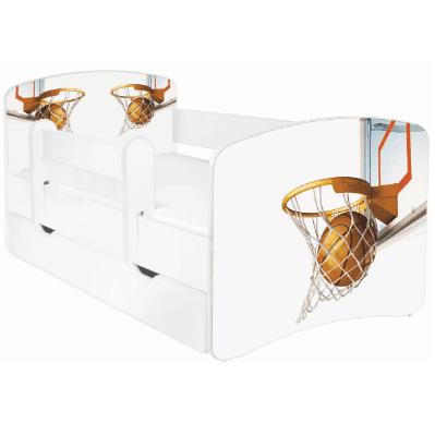 Kinderbett Basketball