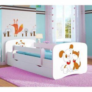 Kinderbett Dog And Cat