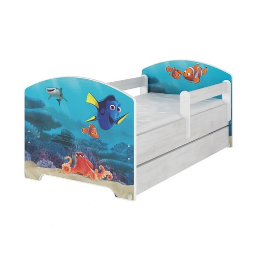 Kinderbett Dory und Nemo