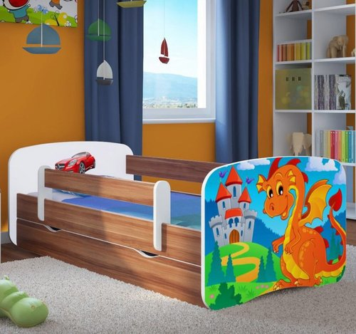 kinderbett dragon bei online bestellen. Black Bedroom Furniture Sets. Home Design Ideas