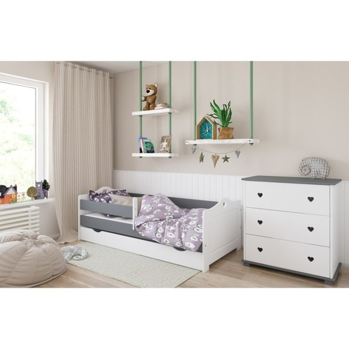 kinderbett emmi komplett online kaufen in der. Black Bedroom Furniture Sets. Home Design Ideas