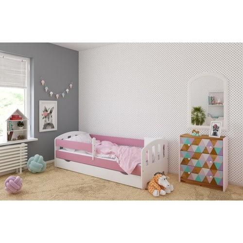 Kinderbett FIFI rosa