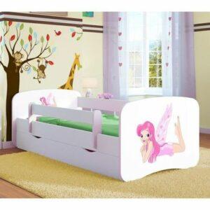 Kinderbett Fee mit Fluegeln