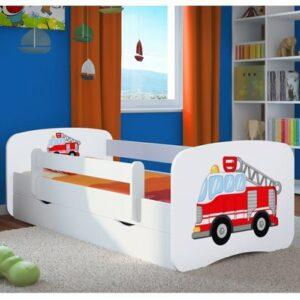 Kinderbett Feuerwehr