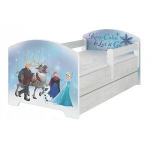 Kinderbett Frozen