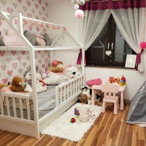 Kinderbett Haus Abenteuer