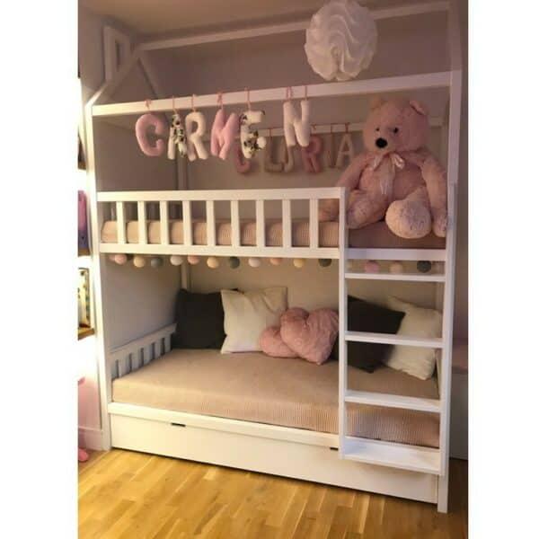 Kinderbett Haus Abenteuer 2