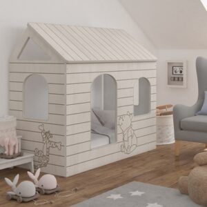Kinderbett Haus Winnie Puuh