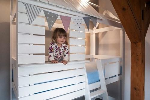 Kinderbett Hideout