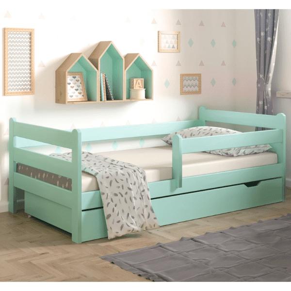 Kinderbett Ida mint