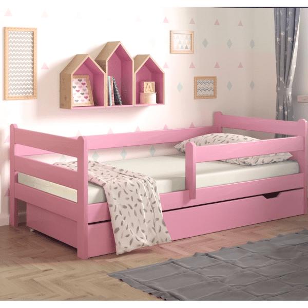 Kinderbett Ida pink