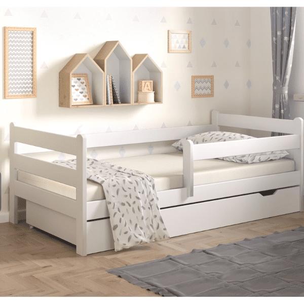 Kinderbett Ida weiss