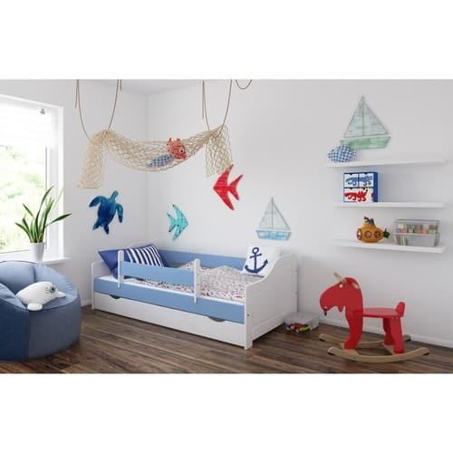 Kinderbett Lili hellblau