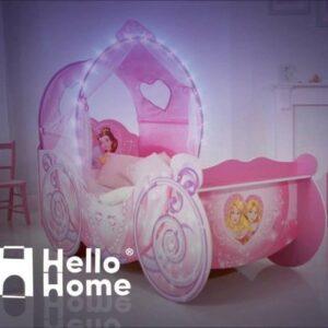Kinderbett Maedchen
