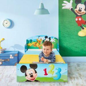 Kinderbett Mickey Mouse