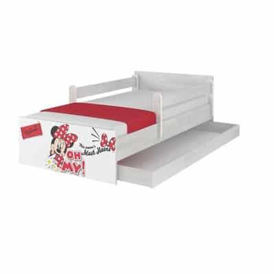 Kinderbett Minnie 180x90