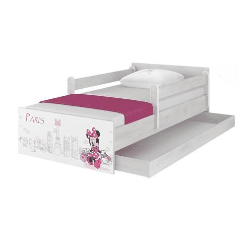 Kinderbett Minnie Mouse180x90