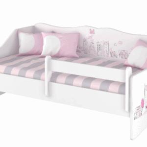 Kinderbett Minnie Paris