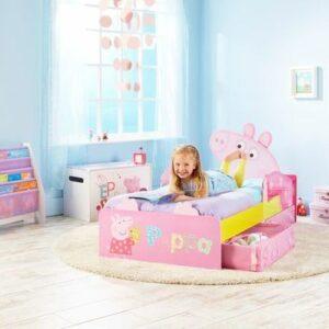 Kinderbett Peppa Pig