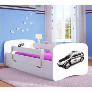 Kinderbett Police