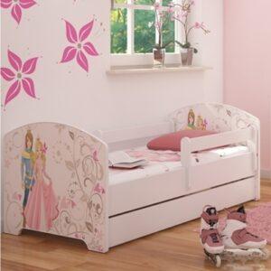 Kinderbett Prinz und Prinzessin