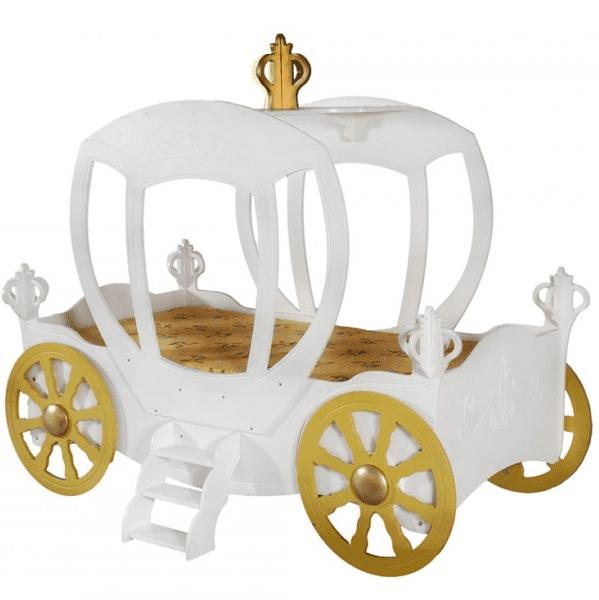 Kinderbett Prinzessin Kutsche