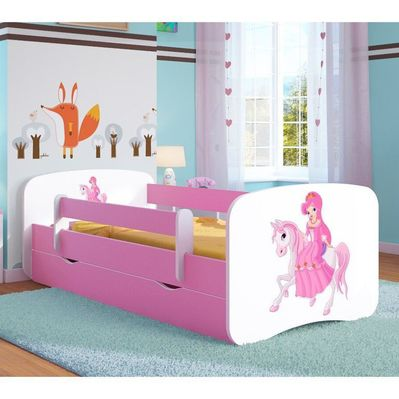 Kinderbett Reitende Princess