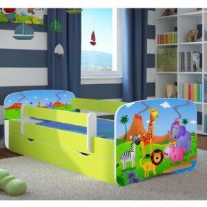Kinderbett Safari
