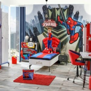 Kinderbett Spiderman