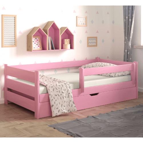 Kinderbett Tomi pink