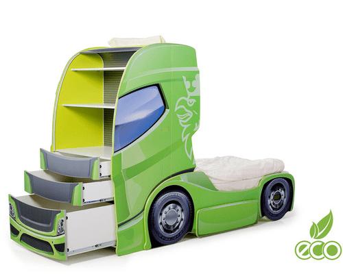Kinderbett Truck
