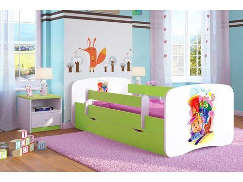 Kinderbett Tschu Tschu lindgruen