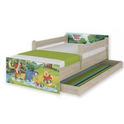 Kinderbett Winnie Puuh 180 x 90