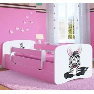 Kinderbett Zebra