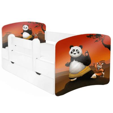 Kinderbett Kung Fu Panda