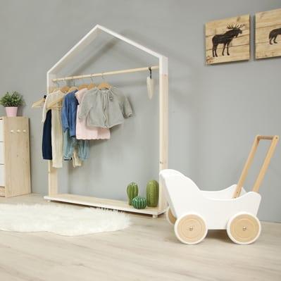 Kindergarderobe Haus