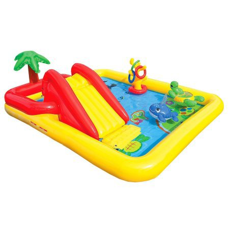 Kinderpool Ocean Play Center F 252 R Viel Badespass