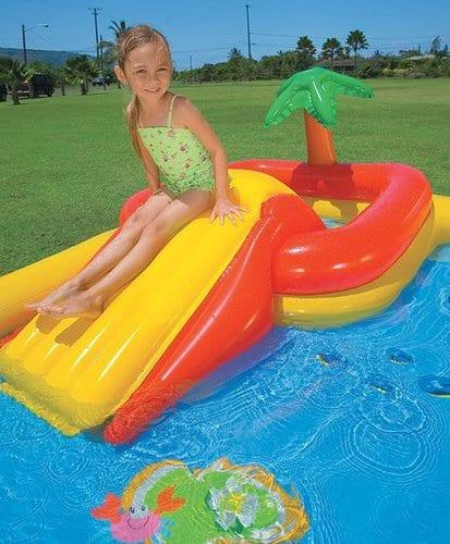 Kinderpool ocean play center f r viel badespass for Gartenpool neuheiten