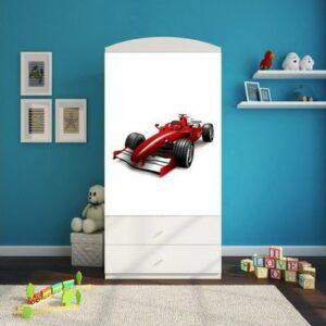 Kinderschrank Formel1