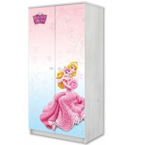 Kinderschrank Princess