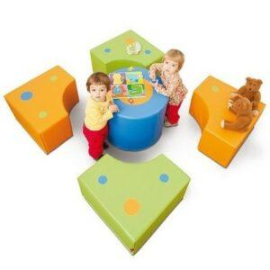 Kindersitzgruppe oeko Leder